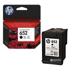 Cartus original HP 652 Negru