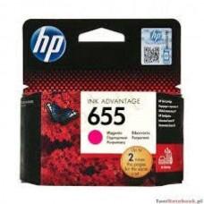 Cartus original HP 655 Magenta