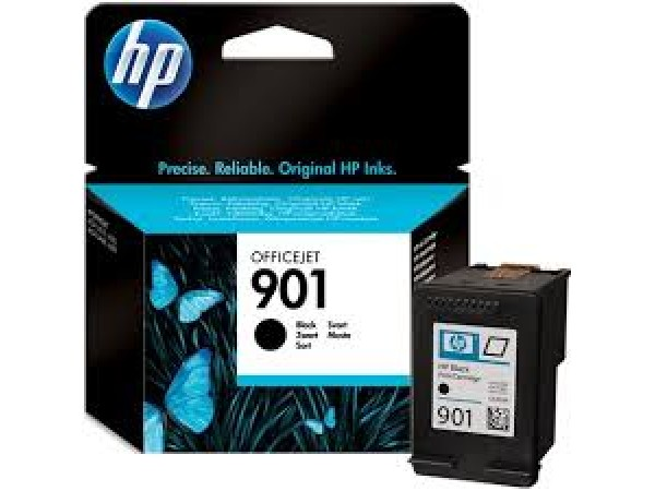Cartus original HP 901 Black