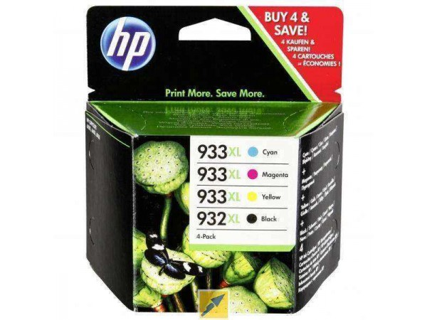 Cartus original HP 932XL+HP933 PACK