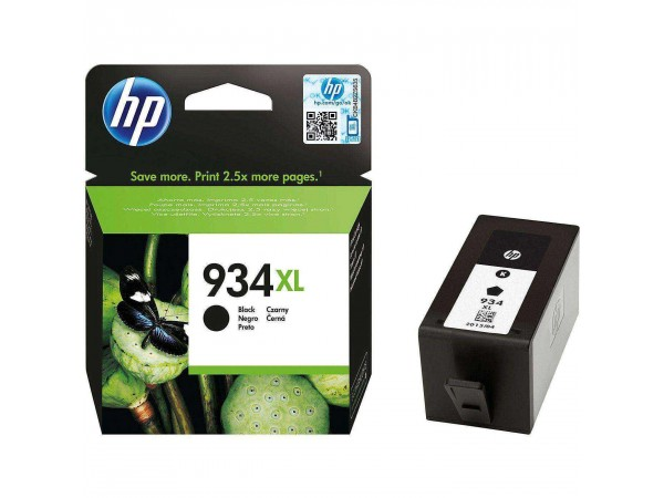 Cartus original HP 934XL Negru