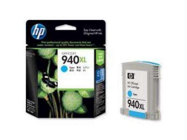 Cartus Original HP 940 XL Cyan