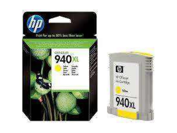Cartus Original HP 940XL Yellow