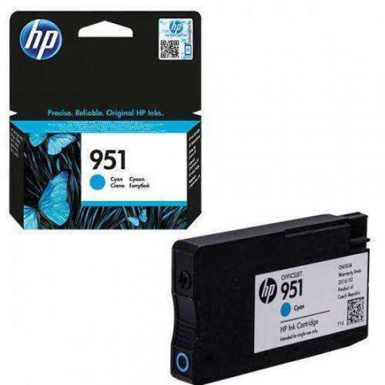 Cartus Original HP 951 Cyan