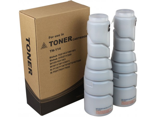 Cartus toner compatibil Minolta TN-114 Black