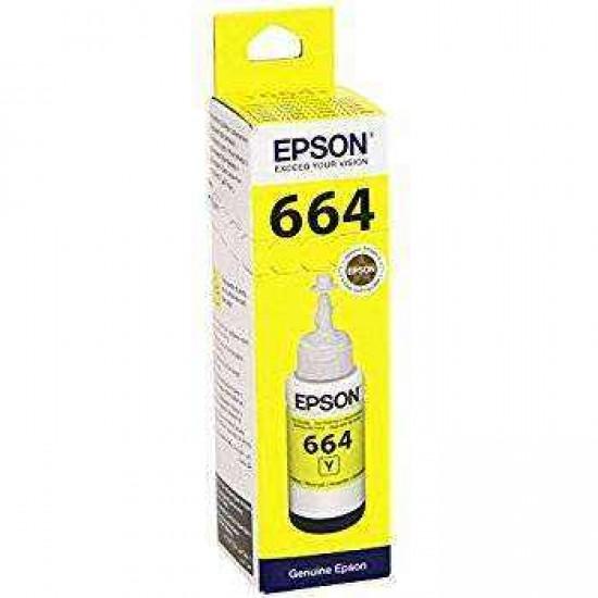 Cerneala Original Epson 664 Yellow