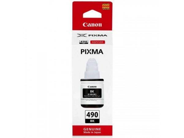 Cerneala Originala Canon GI-490 Negru
