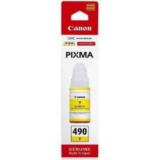 Cerneala Originala Canon GI-490 Yellow