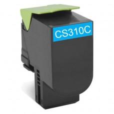 Cartus compatibil Lexmark CS310/CS410/CS510 C - 70C2HC0