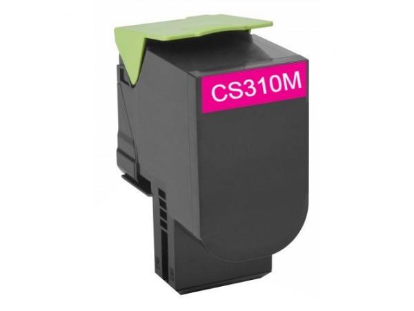 Cartus compatibil Lexmark CS310/CS410/CS510 M - 70C0H30