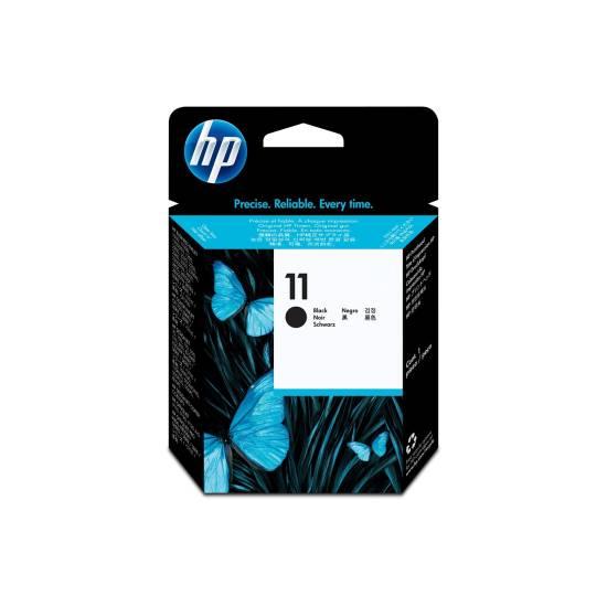 Cap de printare original HP 11 Black C4810A