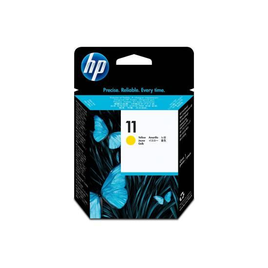 Cap de printare original HP 11 Yellow C4813A