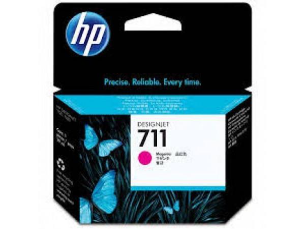 HP 711 Magenta Cartus original