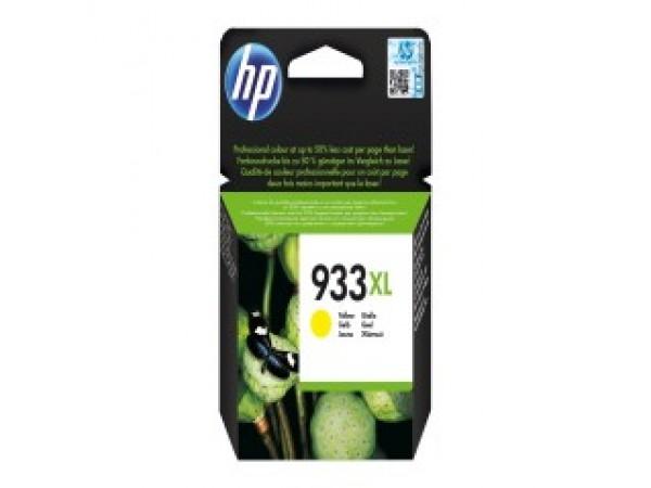 HP 933XL Yellow cartus original
