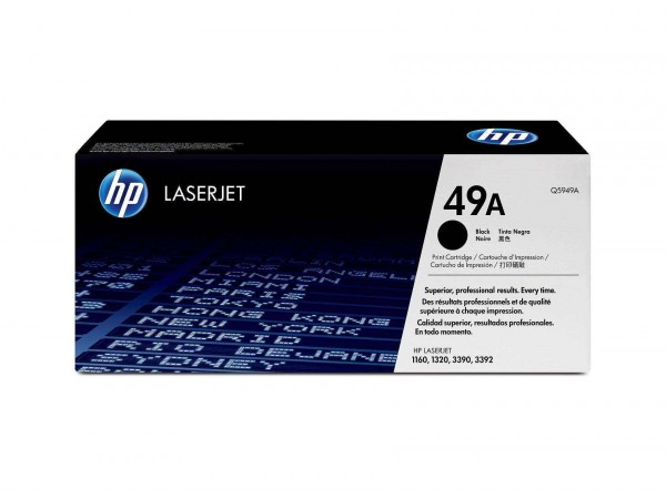 HP Q5949a Cartus toner original
