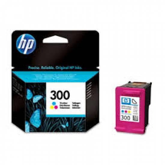 HP 300 Color Cartus Original