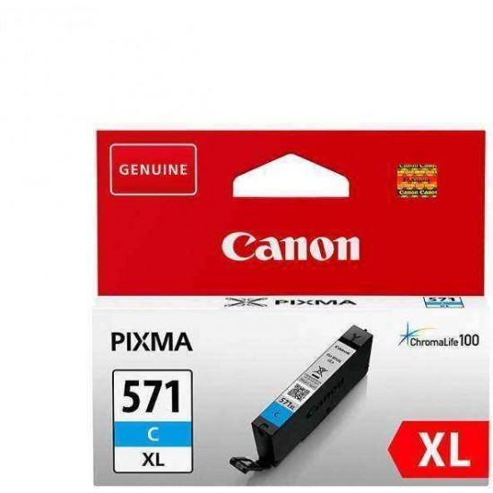 Cartus Original Canon 571 XL Cyan