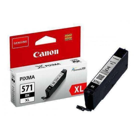 Cartus Original Canon 571 XL Negru