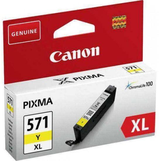 Cartus Original Canon 571 XL Yellow