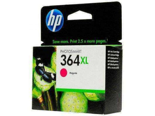 Cartus Original HP 364 XL Magenta