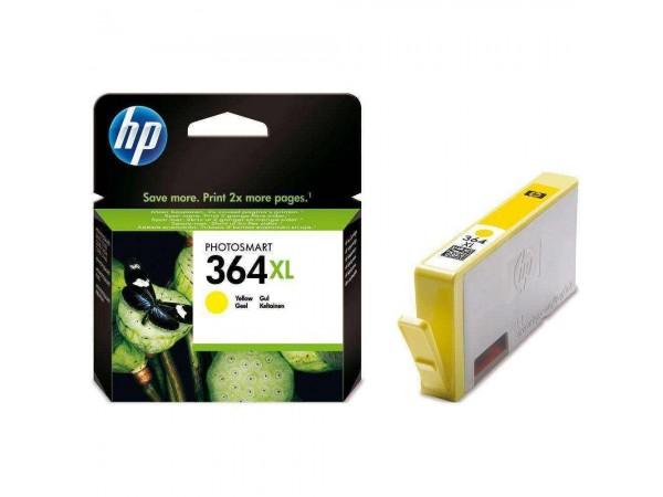 Cartus Original HP 364 XL Yellow