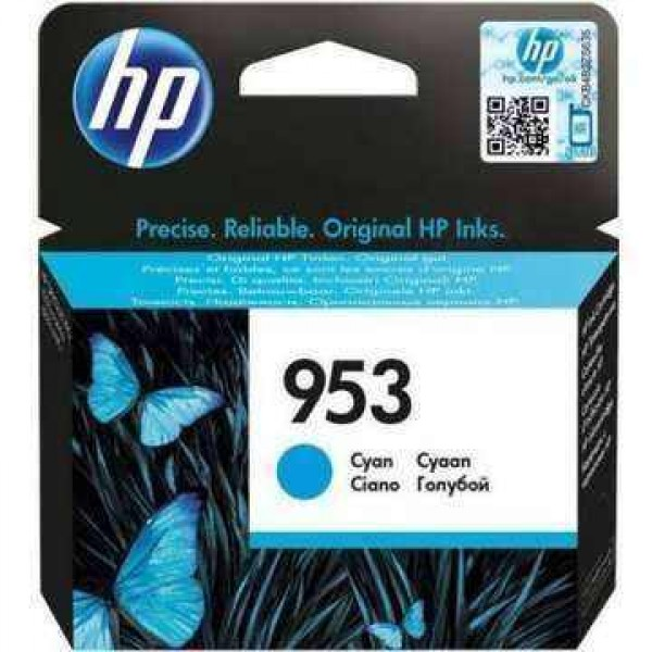 Cartus Original  HP 953 Cyan