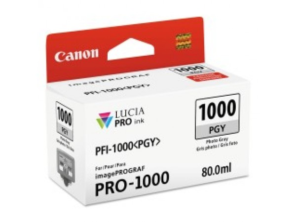 Canon Photo Grey PFI-1000PGY Cartus cerneala