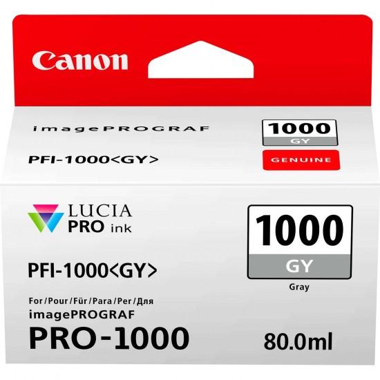 Canon Grey PFI-1000GY Cartus cerneala