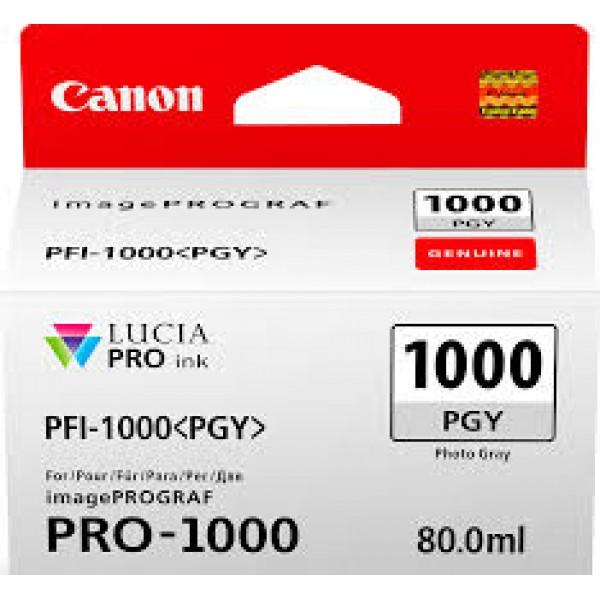 Canon Photo Grey PFI-1000PGY Cartus cerneala