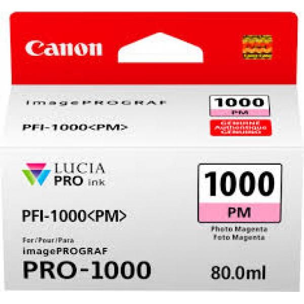 Canon Photo Magenta PFI-1000PM Cartus cerneala