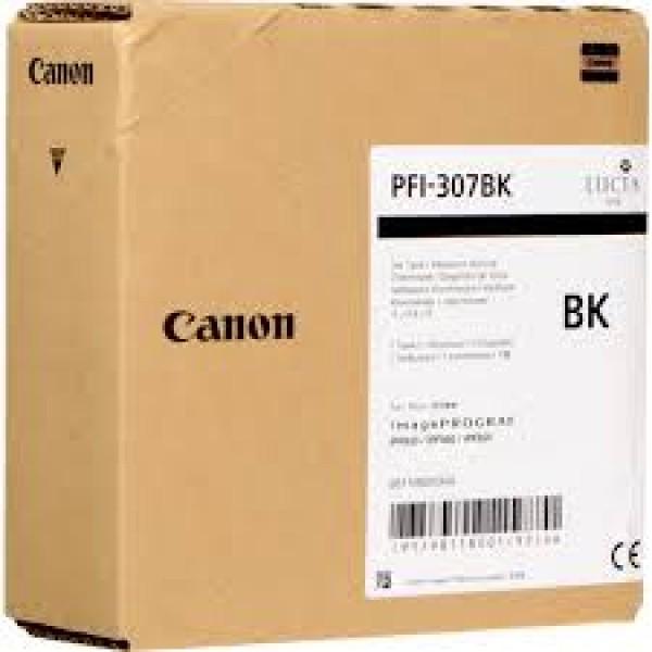 Canon PFI-307BK Cartus cerneala original