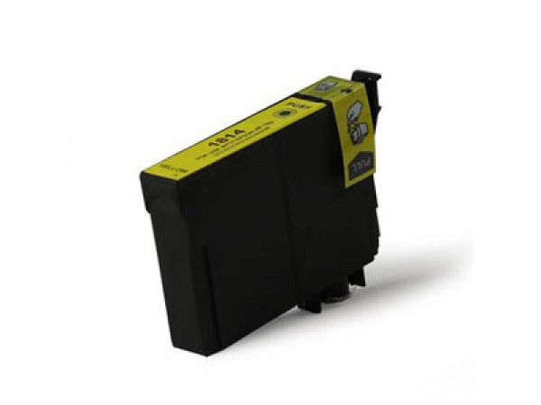 Cartus compatibil Epson 18  Yellow