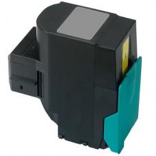 Cartus compatibil Lexmark C544Y-XXL - C544X1YG