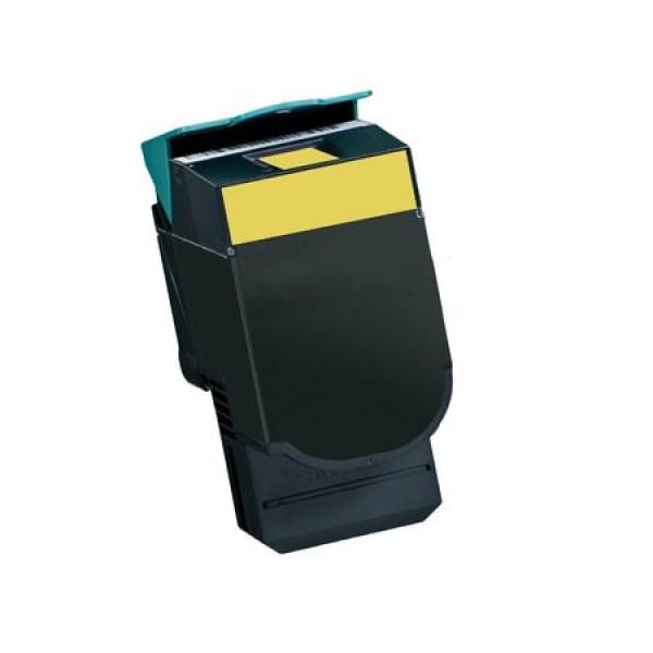 Cartus compatibil Lexmark  C540Y - C540A1YG