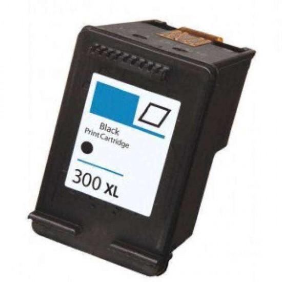 Cartus compatibil HP 300 Negru